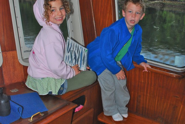 Kid Friendly Alaska Sea Adventures