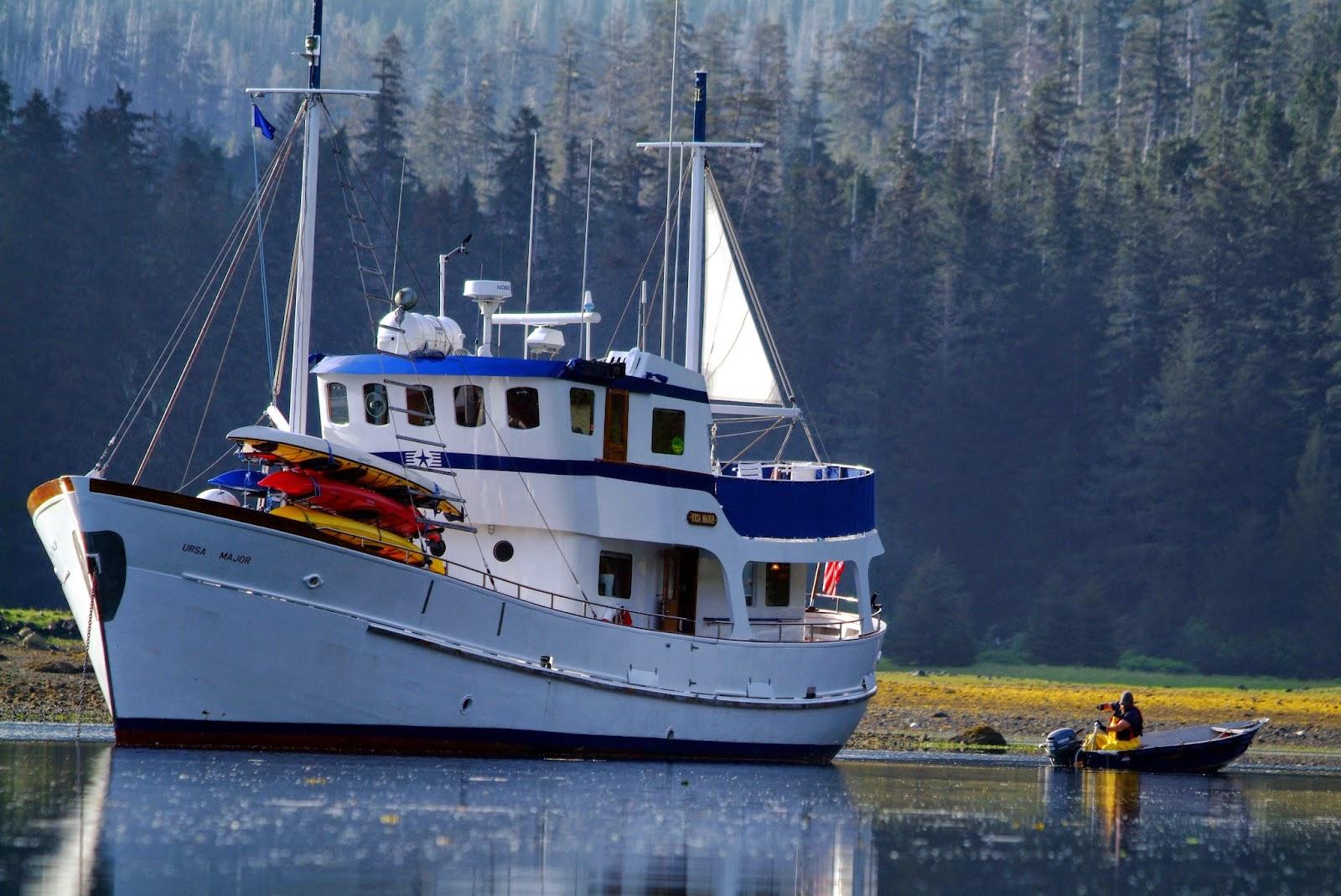 Ursa Major is returning to Alaska in 2015!