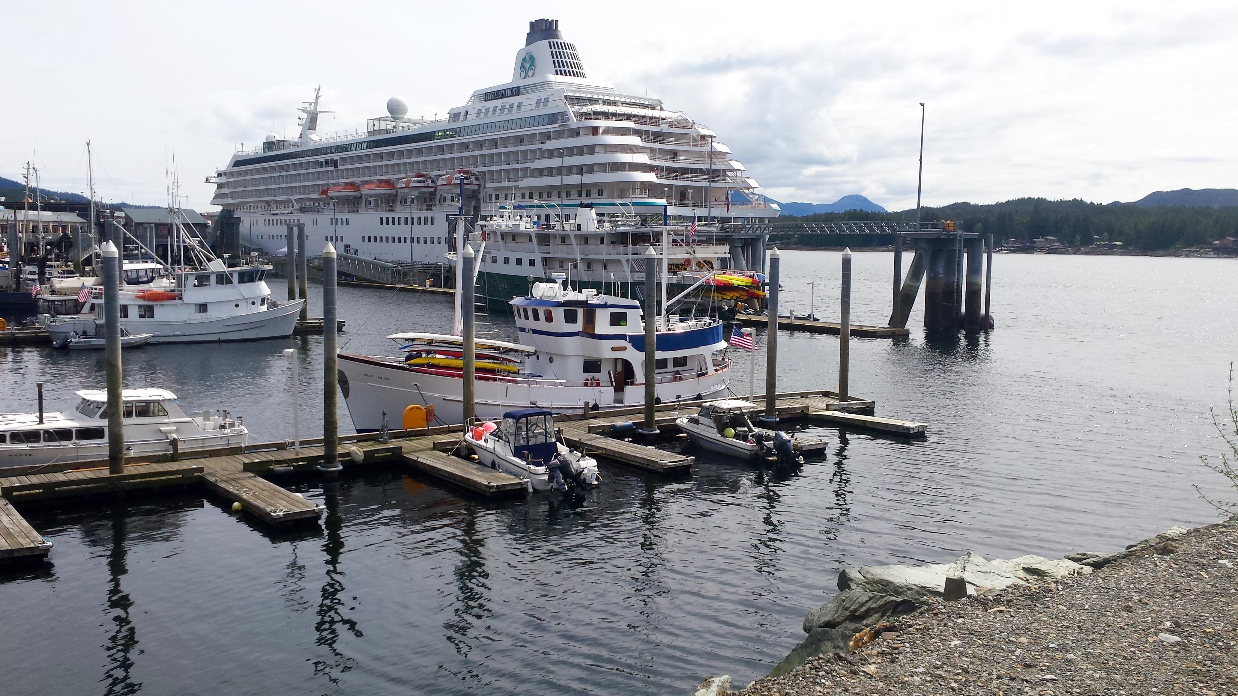 Ursa Major returns to Alaska for our 15th Charter Season!